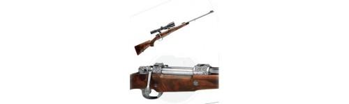 Rifles de caza de cerrojo